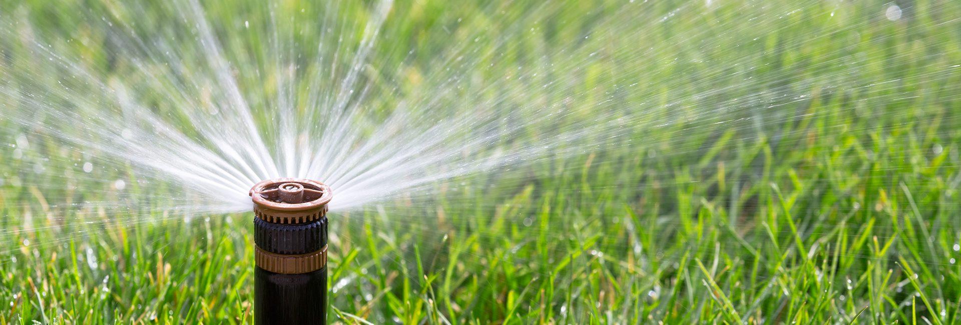 Gartenbewässerung