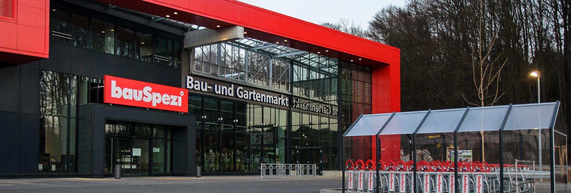 bauSpezi Baumarkt - Selbstständig - Franchising