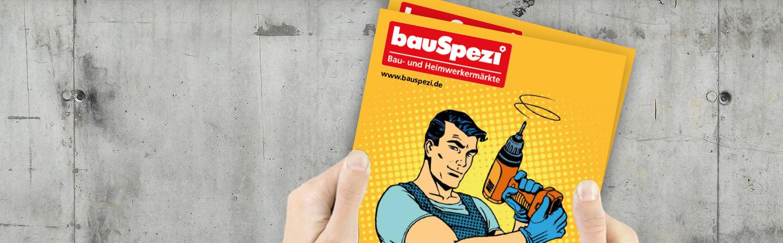 Baumarkt Katalog 2021 bauSpezi
