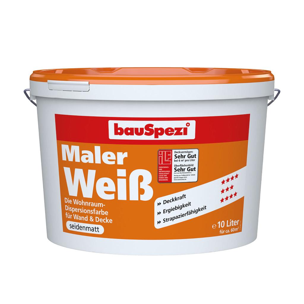 bauSpezi Maler Weiss