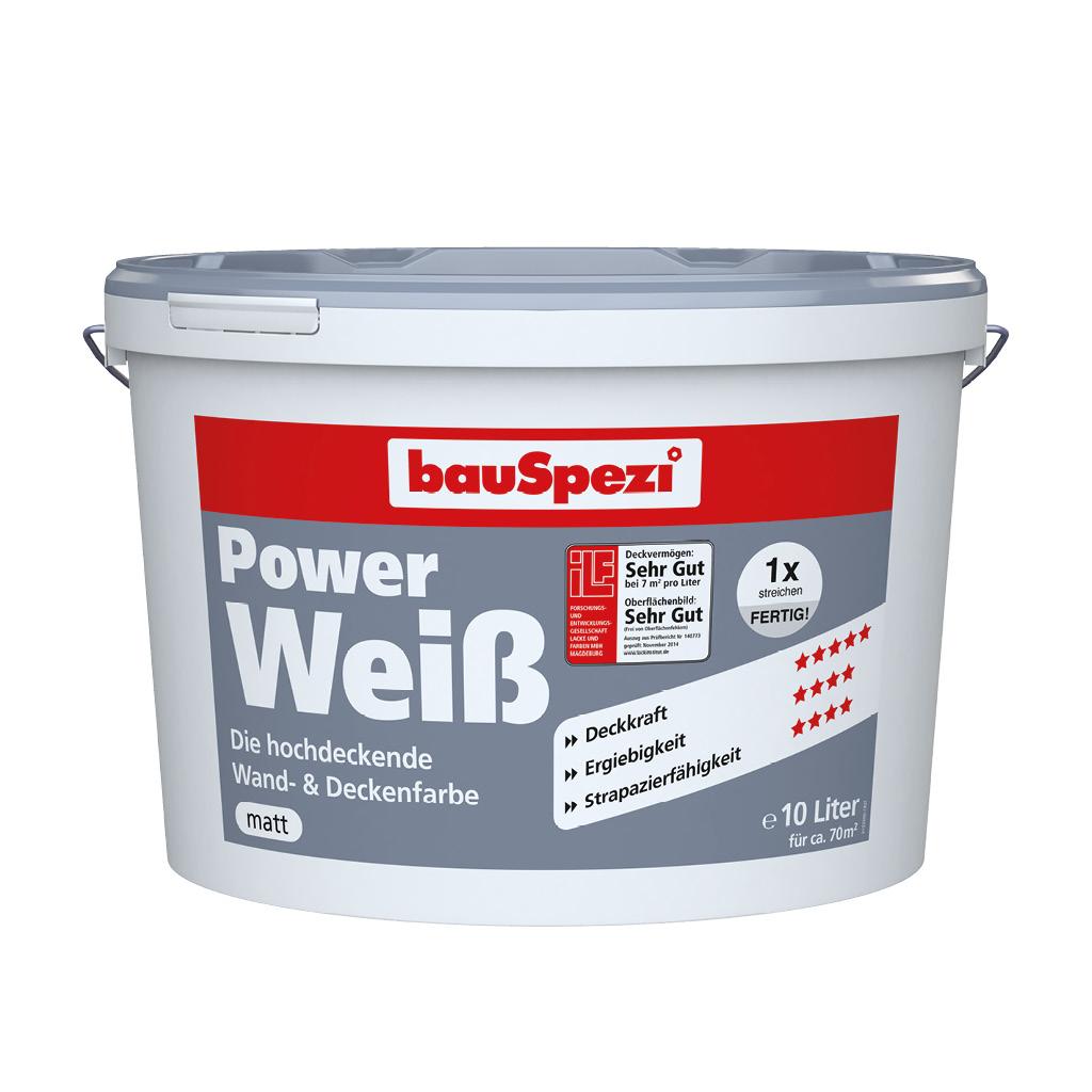 bauSpezi Power Weiss